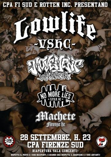 LowLife (Wien) + Others Live at CPA | Riapertura Sala Concerti!