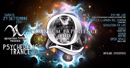 Quantum Experience Is Back
