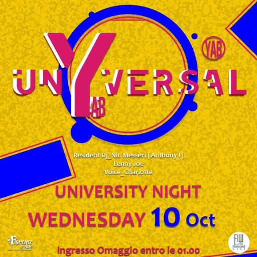 Wednesday UNYVERSAL