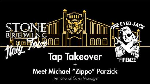 Stone Brewing Tap Takeover