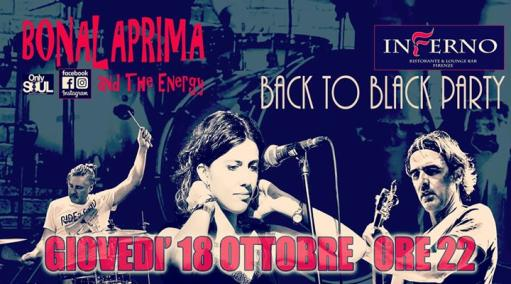 BONALAPRIMA BACK TO BLACK PARTY