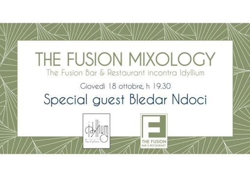 The Fusion Mixology