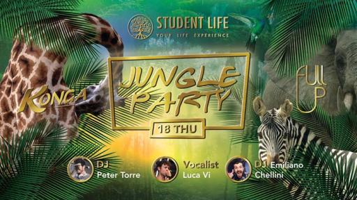 Jungle Party - Konga University Night