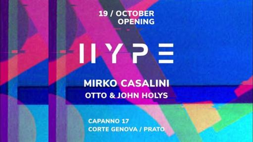 HYPE Opening Party w. Mirko Casalini