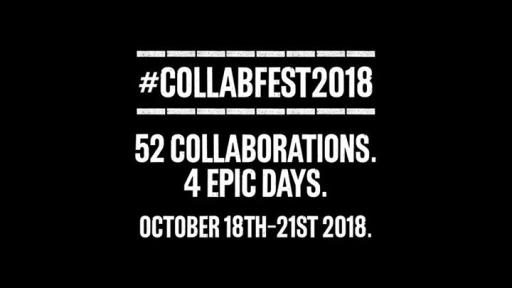 # COLLABFEST2018