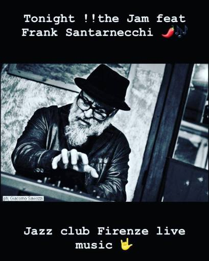 Jam Session Jazz with Franco Santarnecchi + Titta Nesti