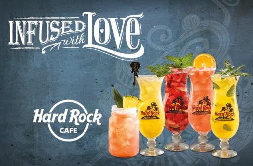 Infused With Love - Limited Edition Fall Cocktails!
