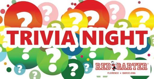 Red Garter - Trivia Night