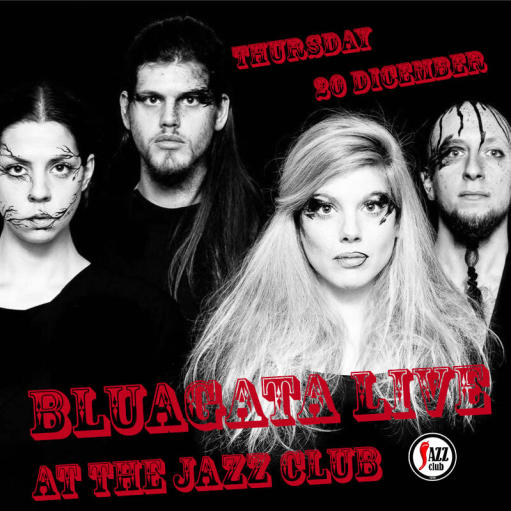 Io,Viriginia e il Lupo + Bluagata Live at the Jazz Club