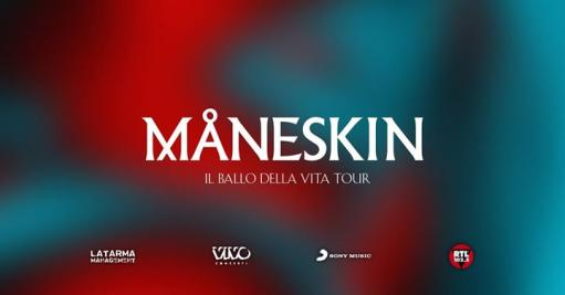Måneskin in concerto a Firenze! SOLD OUT