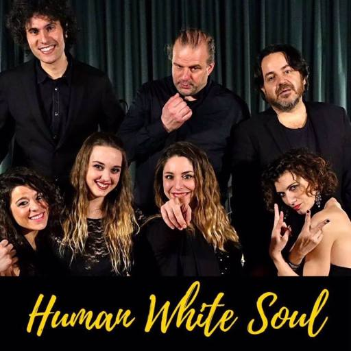 Human White Soul Live at the Jazz Club