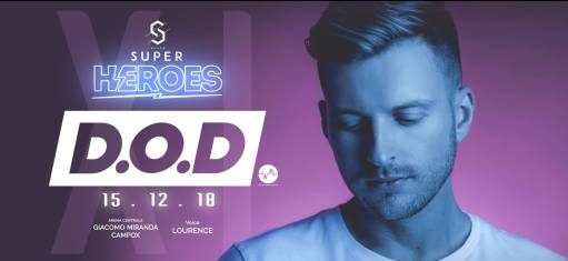 SuperHeroes XI ° Guest DOD ★ Space Club