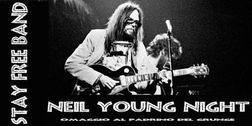 Stay Free Band tribute Neil Young at Jazz Club Firenze