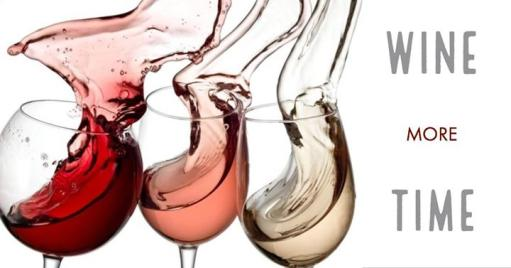 WINE more TIME - Aperitif with unlimited wine