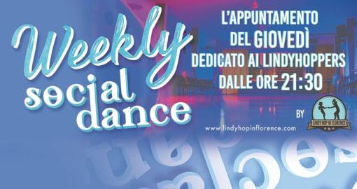 Weekly social dance by Lindy Hop in Florence