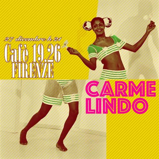 Music from Brazil with Carmelindos