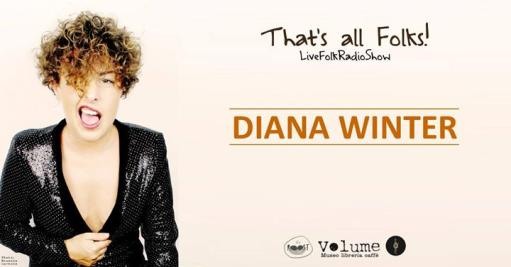 That's all Folks! w / Diana Winter