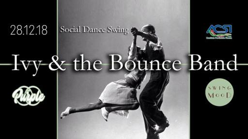 Fever Swing: Ivy & the bounce band live!