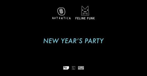 Authentic & FELINE FUNK - New Year's Party