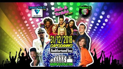 Capodanno 2019 - Music R-evolution > FLOG 31/12