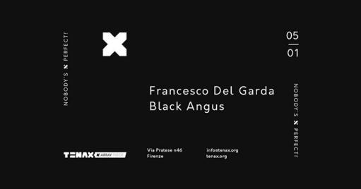 TENAX Nobody's Perfect! Francesco Del Garda, Black Angus