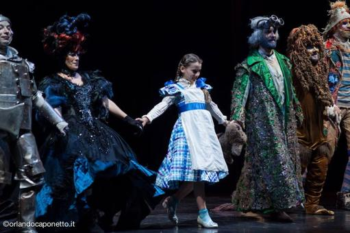 The Wizard of Oz in Florence