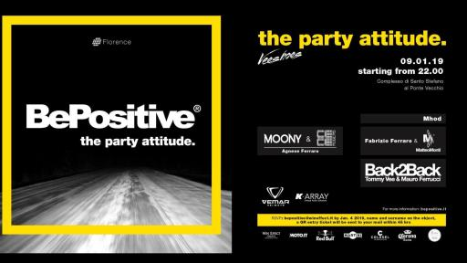 BePositive - The Party Attitude