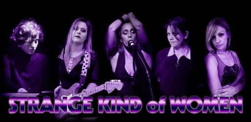 Strange Kind of Women in concert