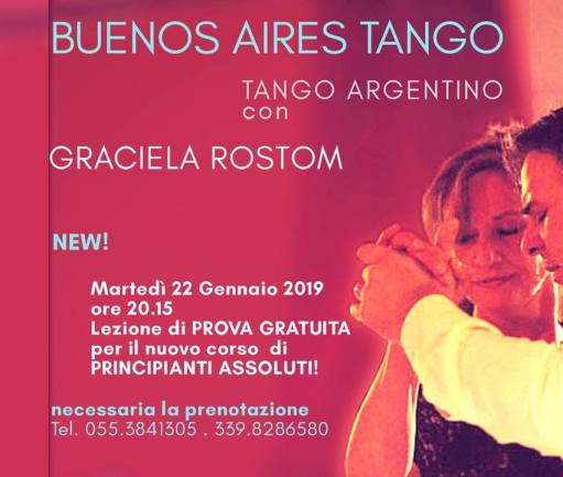 TANGO! - Trial Lesson for Beginners