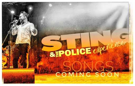 Sting & The Police Experience live at JazzClub