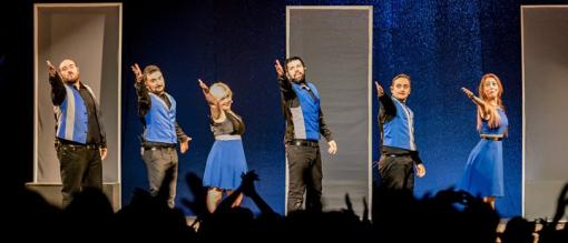 BLUE - the completely improvised musical