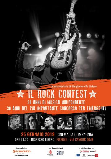 Trent'anni di Rock Contest in un film