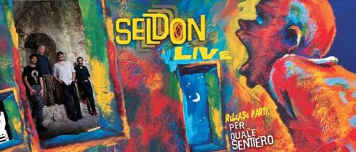 "Seldon Live. ""For Which Path"" Release Party"