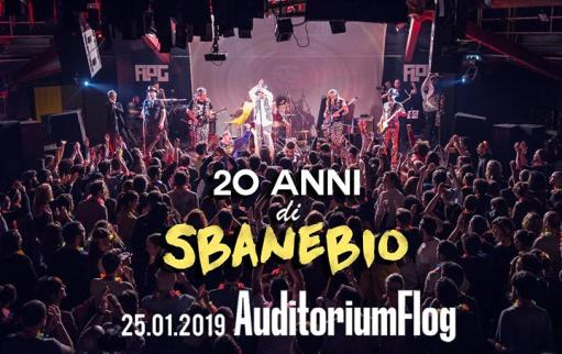 20 years of Sbanebio