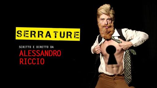 Serrature, the new show by Alessandro Riccio
