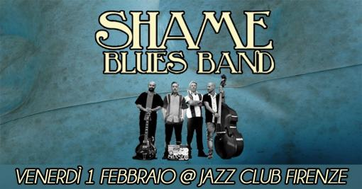 SHAME BLUES BAND at Jazz Club Firenze