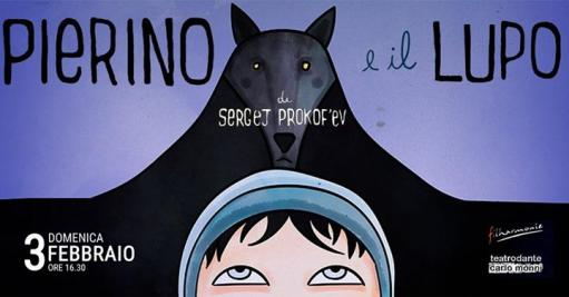 Pierino and the wolf