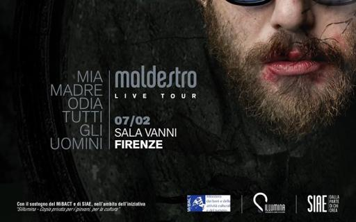 Maldestro Tour 2019