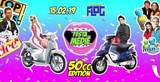 50th Edition of the Festival of Medias