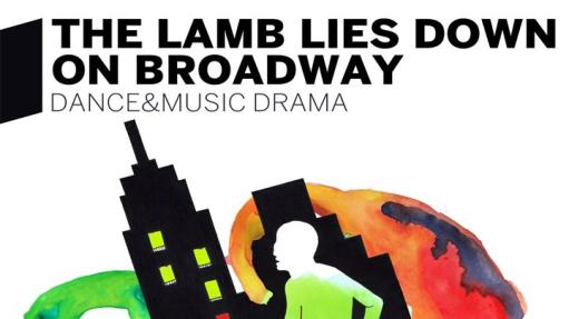 The Lamb Lies Down On Broadway Show