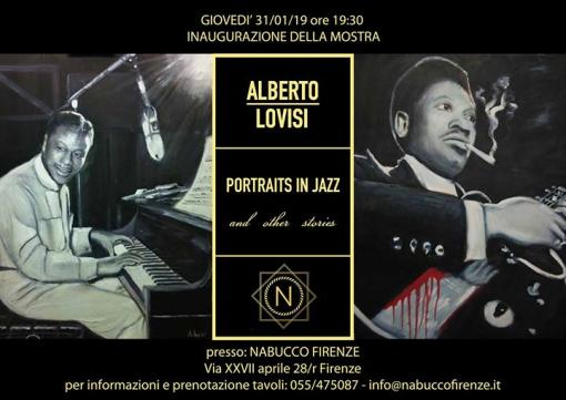 Exhibition of Alberto Lovisi