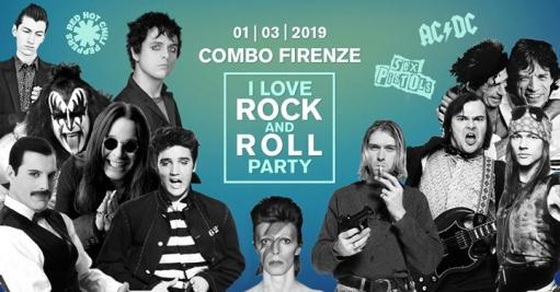I love ROCK and ROLL party
