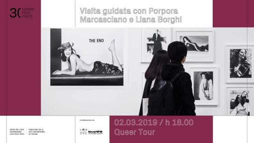 Queer Tour guided tour with Porpora Marcasciano and Liana Borghi