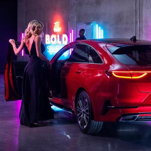 NUOVA KIA PROCEED Peview -  PARTY