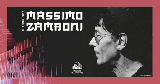 Massimo Zamboni (CCCP CSI) / Sudden heat wave tour 2019