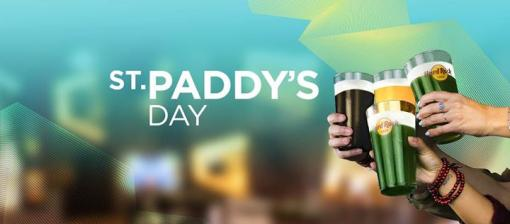 St. Paddy's Day - St. Patrick's Day
