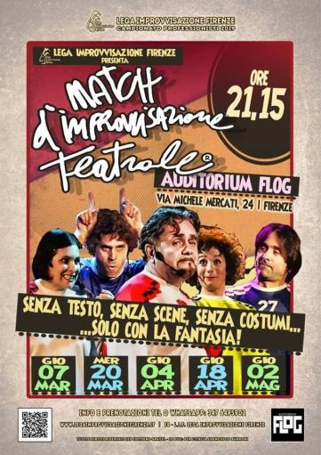 Match in Florence - 2nd evening Professional Championship
