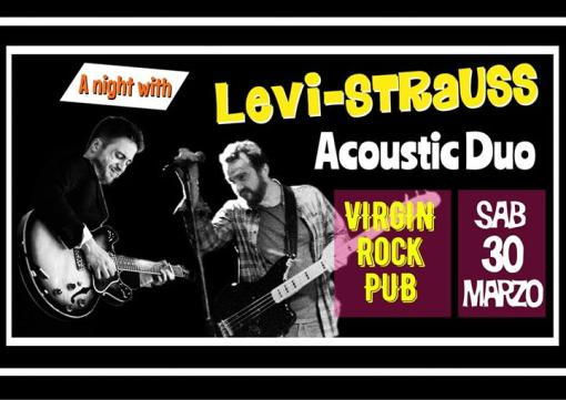 A Blues Night With Levi-Strauss Acoustic Live!