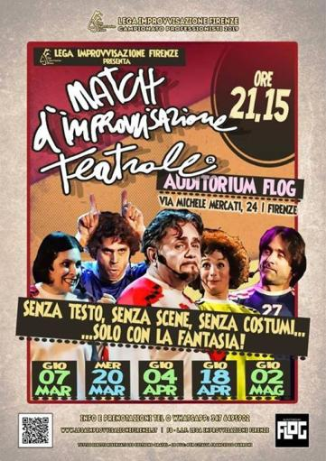 Match in Florence - 3rd evening Professional Championship