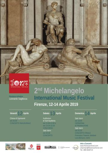 2nd Michelangelo International Music Festival